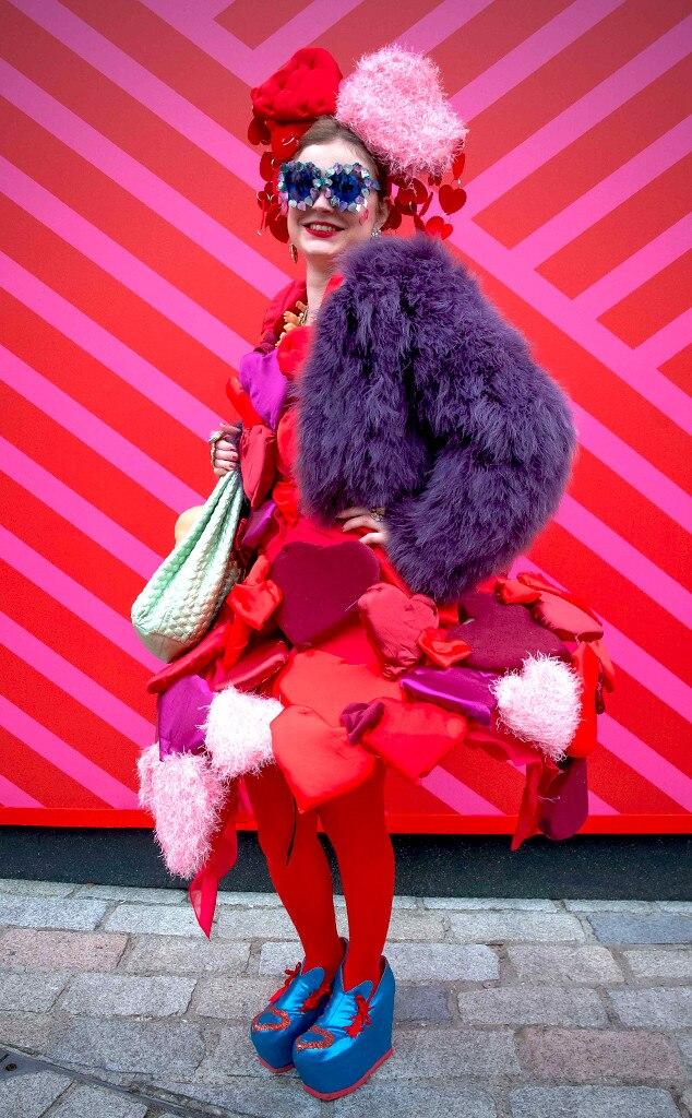 Street Style, London Fashion Week A/W 15