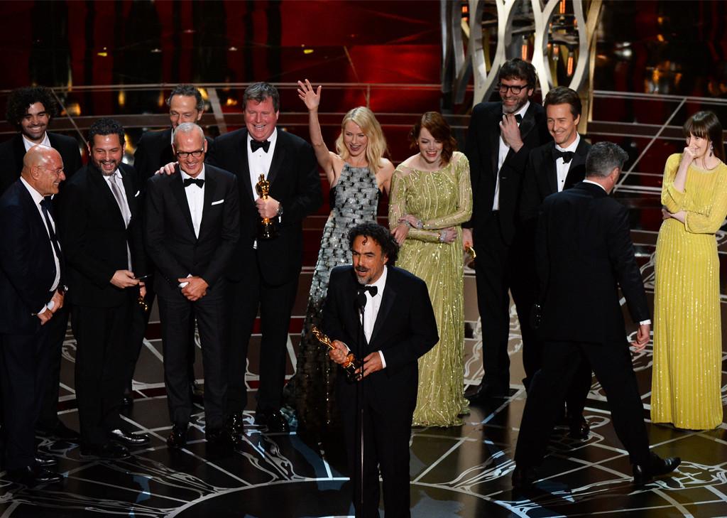 Birdman, Best Picture, Oscars, Oscar Records