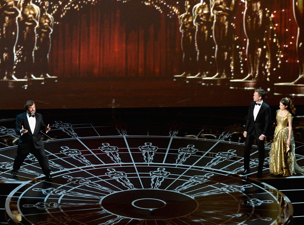 Things that Made Us Smile, Jack Black, Neil Patrick Harris, Anna Kendrick, 2015 Academy Awards