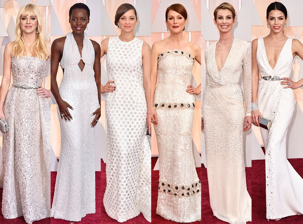 Oscars Red Carpet Trends