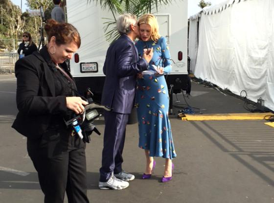 Eric Roberts, Cate Blanchett