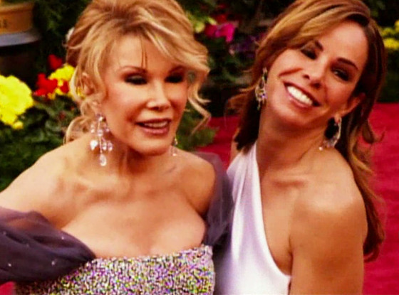 Melissa Rivers, Joan Rivers, Oscars