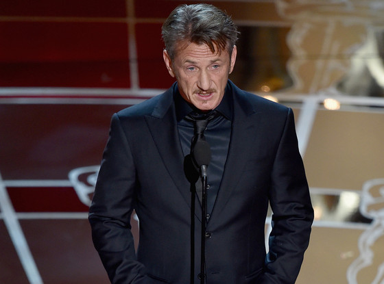 Sean Penn, Presenting, Oscars