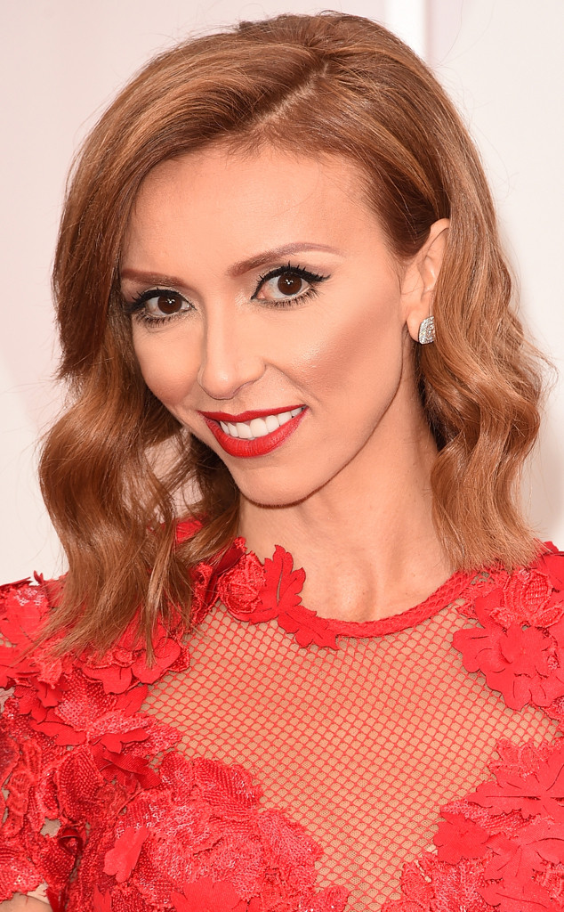 Giuliana Rancic, 2015 Academy Awards, Oscar Beauty