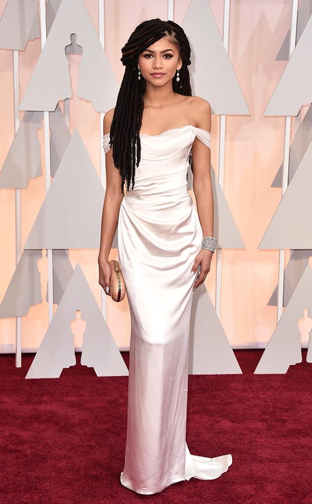 Zendaya, 2015 Academy Awards