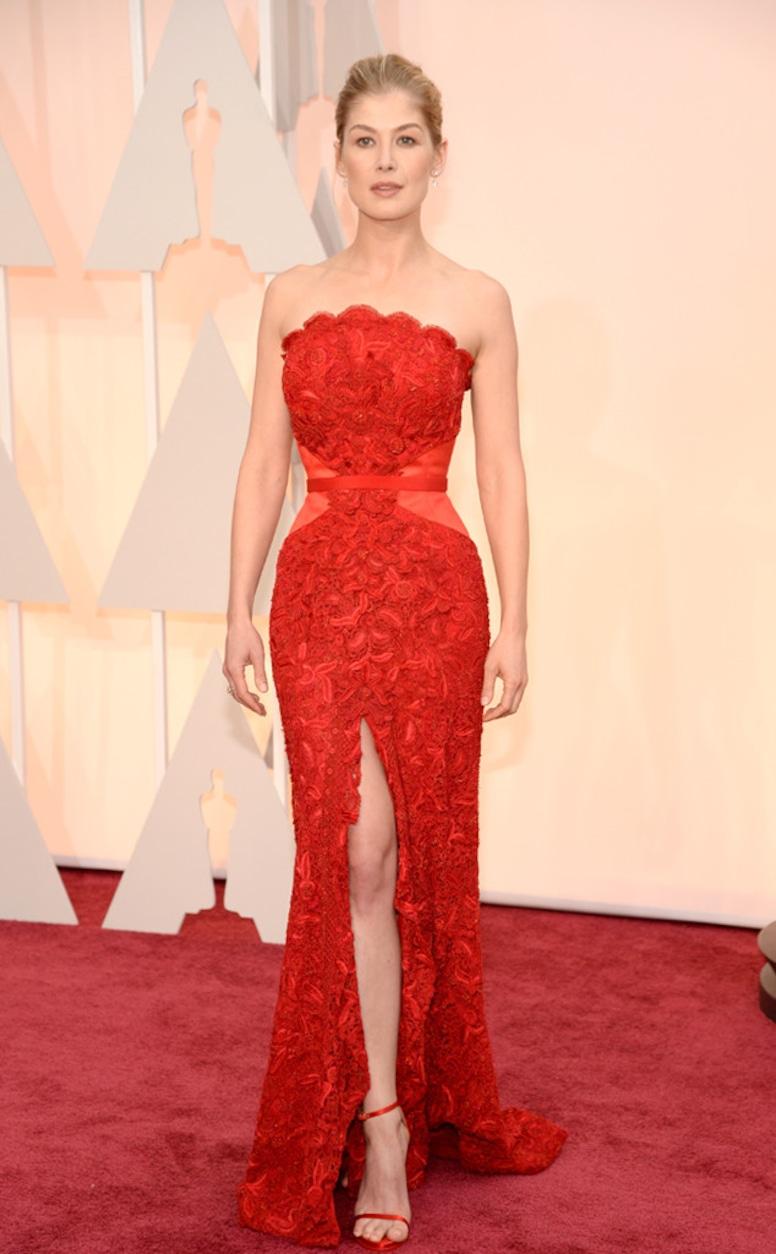 Rosamund Pike, 2015 Academy Awards Oscars