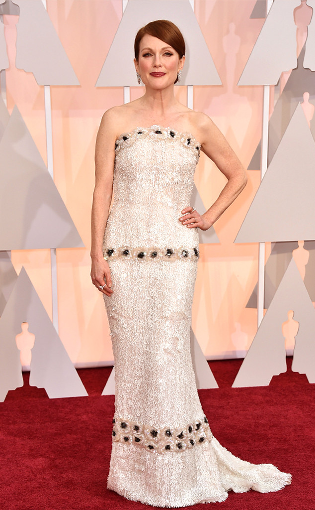 Julianne Moore, 2015 Academy Awards Oscars