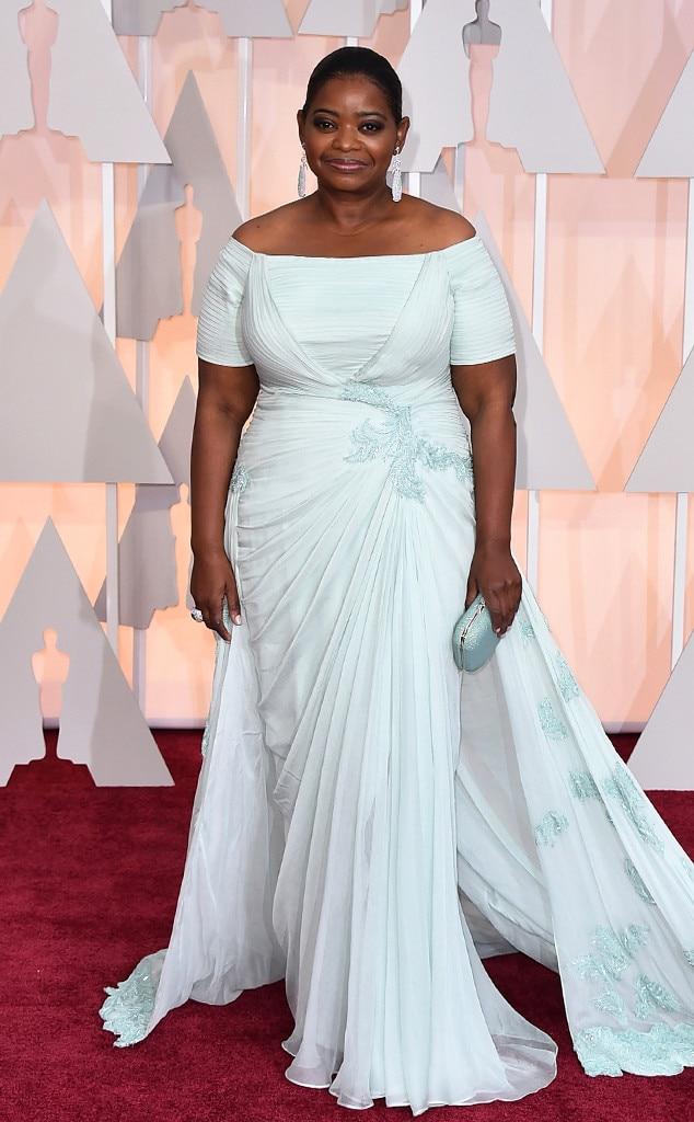 Octavia Spencer, 2015 Academy Awards Oscars