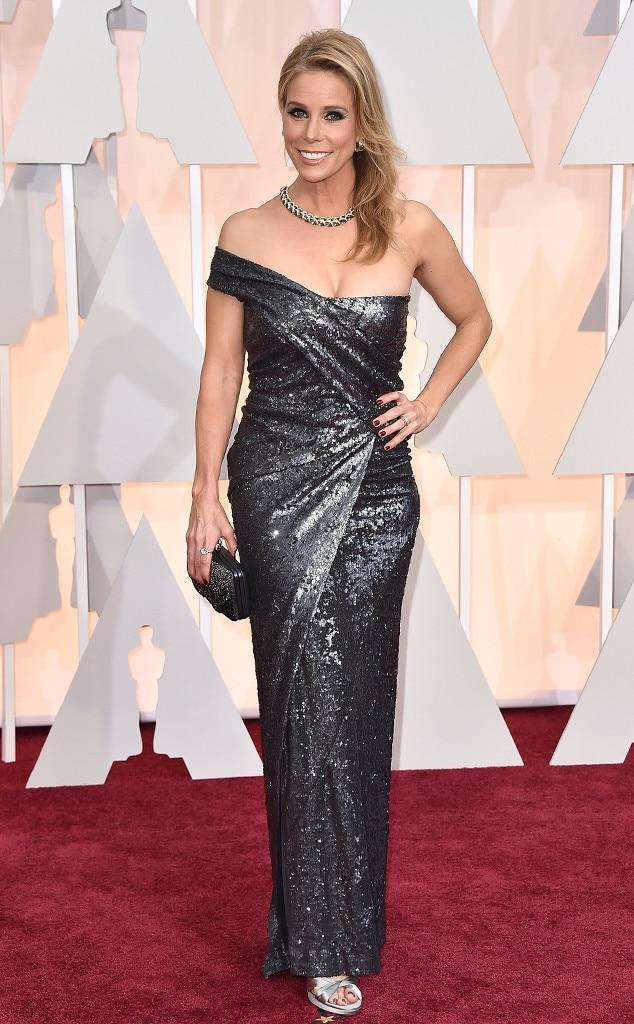 Cheryl Hines, 2015 Academy Awards Oscars