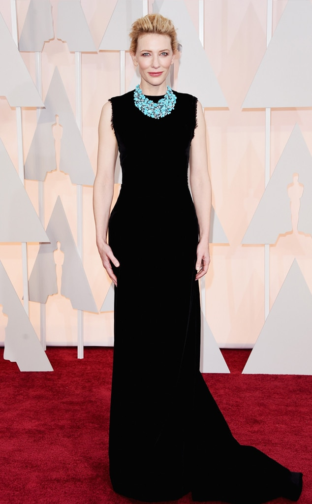 Cate Blanchett, 2015 Academy Awards
