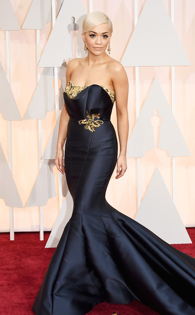 Rita Ora, 2015 Academy Awards