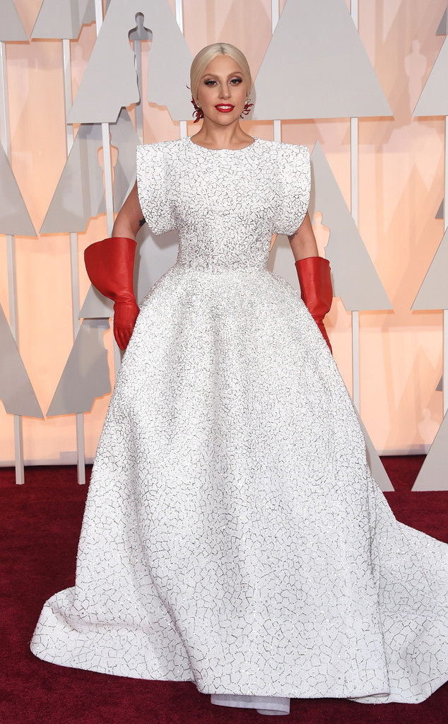 Lady Gaga, 2015 Academy Awards Oscars