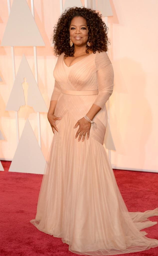 Oprah Winfrey, 2015 Academy Awards