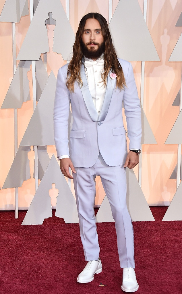 Jared Leto, 2015 Academy Awards