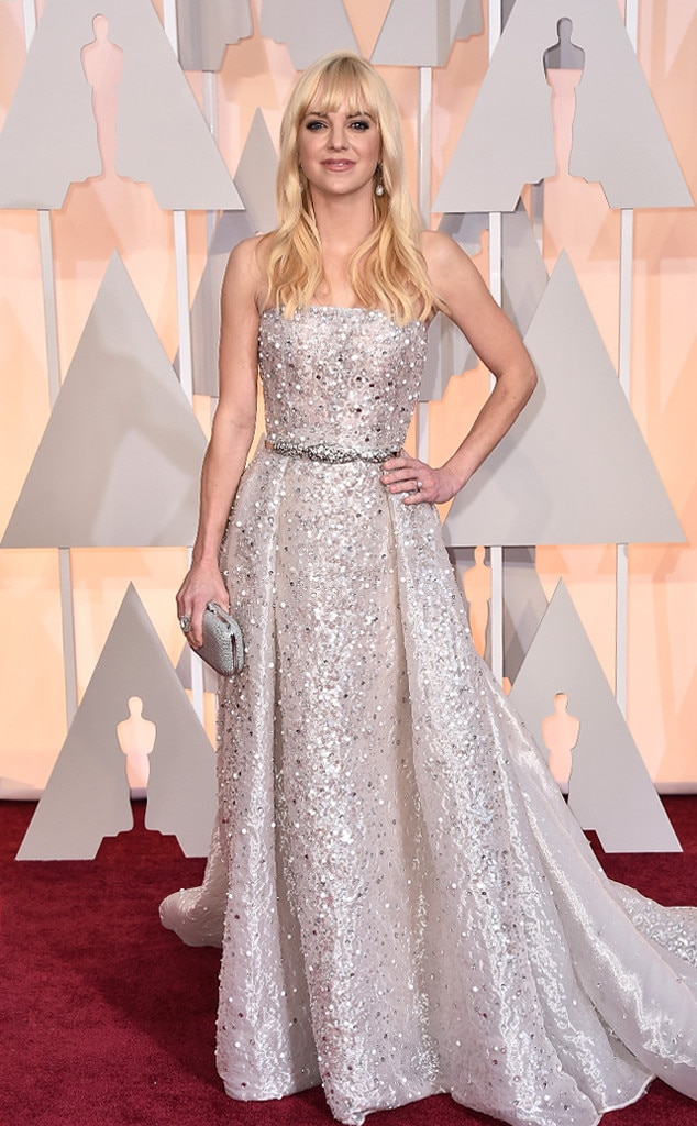 Anna Faris, 2015 Academy Awards