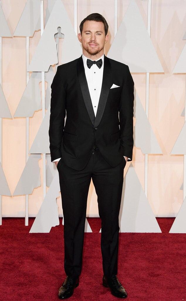 Channing Tatum, 2015 Academy Awards Oscars