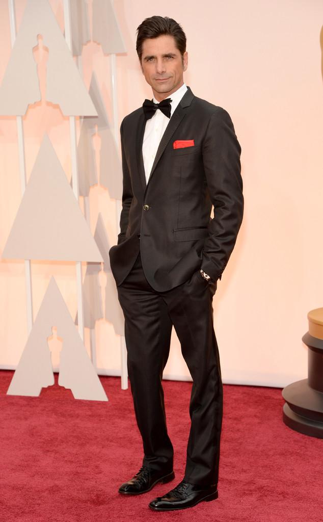 John Stamos, 2015 Academy Awards