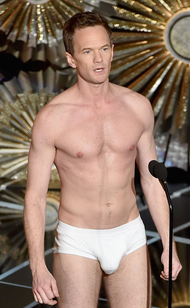 Neil Patrick Harris, Academy Awards, Underwear