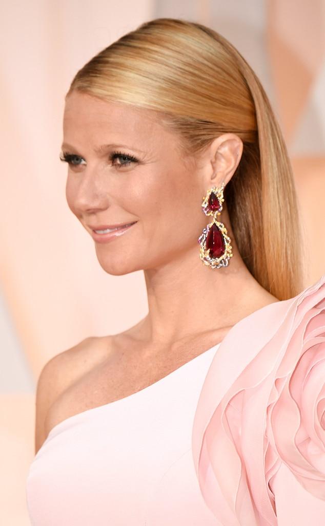 Gwyneth Paltrow, 2015 Academy Awards, Hair, Beauty