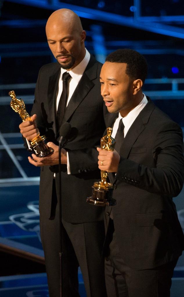 Common, John Legend, 2015 Academy Awards, Winner