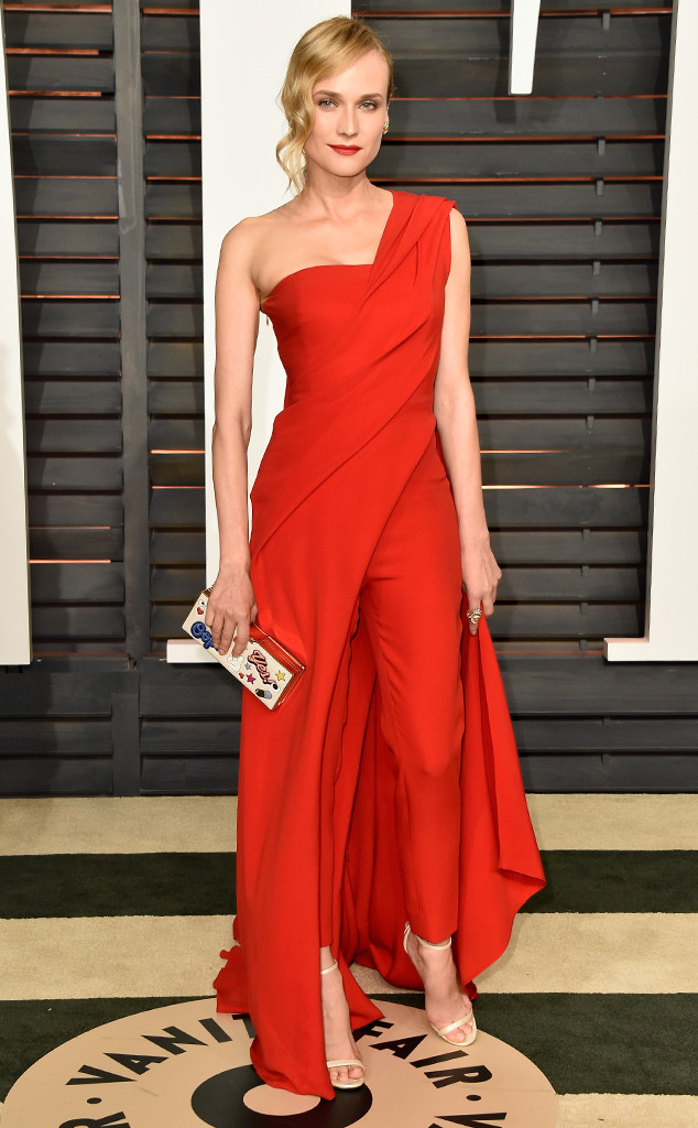 Oscars, After Parties, Diane Kruger