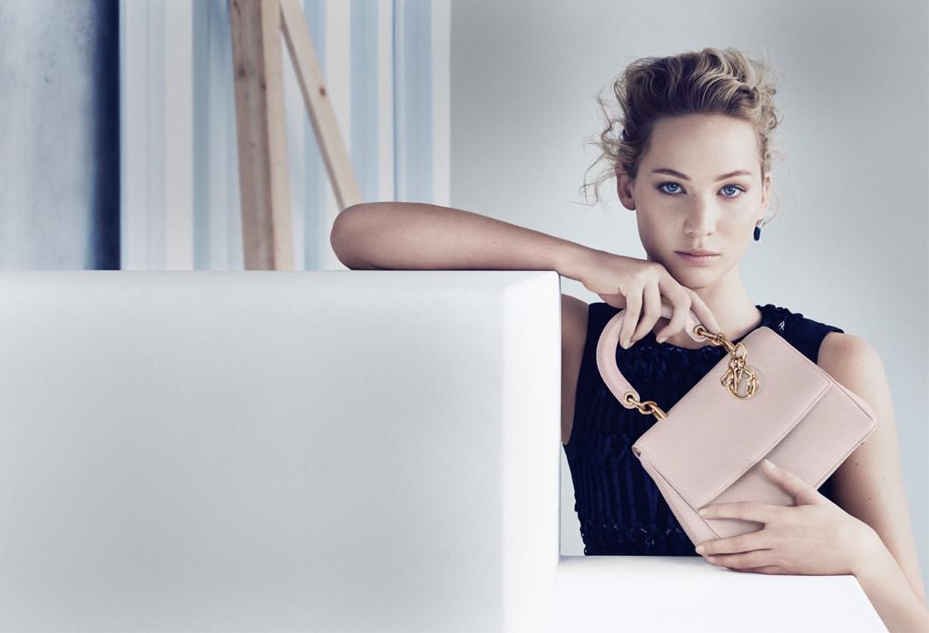 Jennifer Lawrence, Dior Campaign