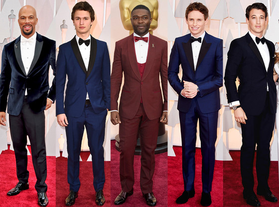 Color Suits, Oscars