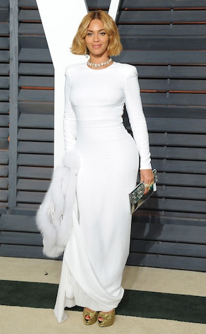 Beyonce, Vanity Fair Oscar Party
