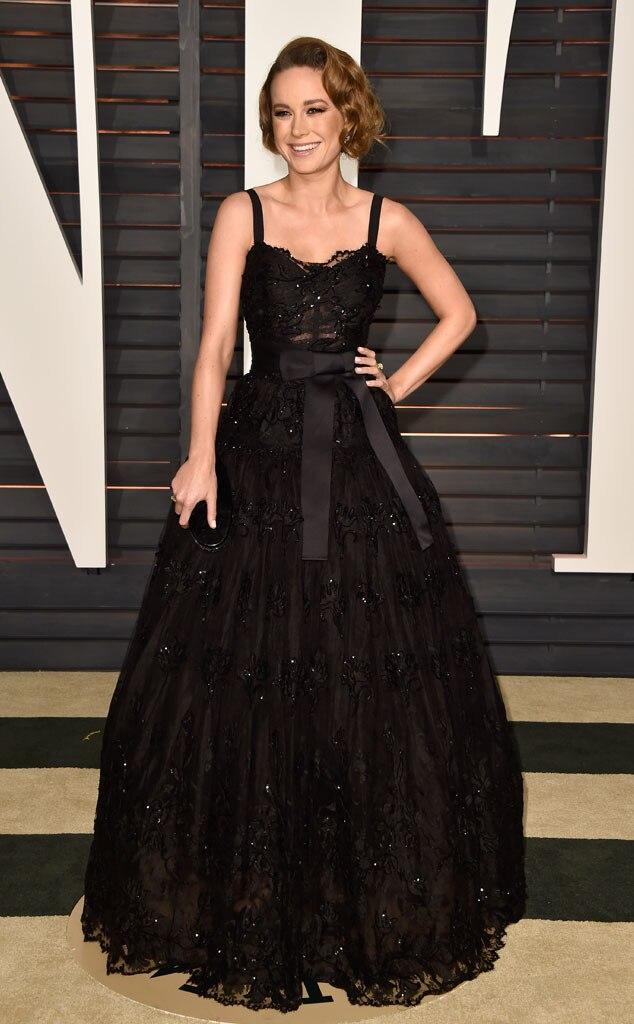 BBD -  Brie stunned inDolce & Gabbanathe 2015  Vanity Fair  Oscar party.