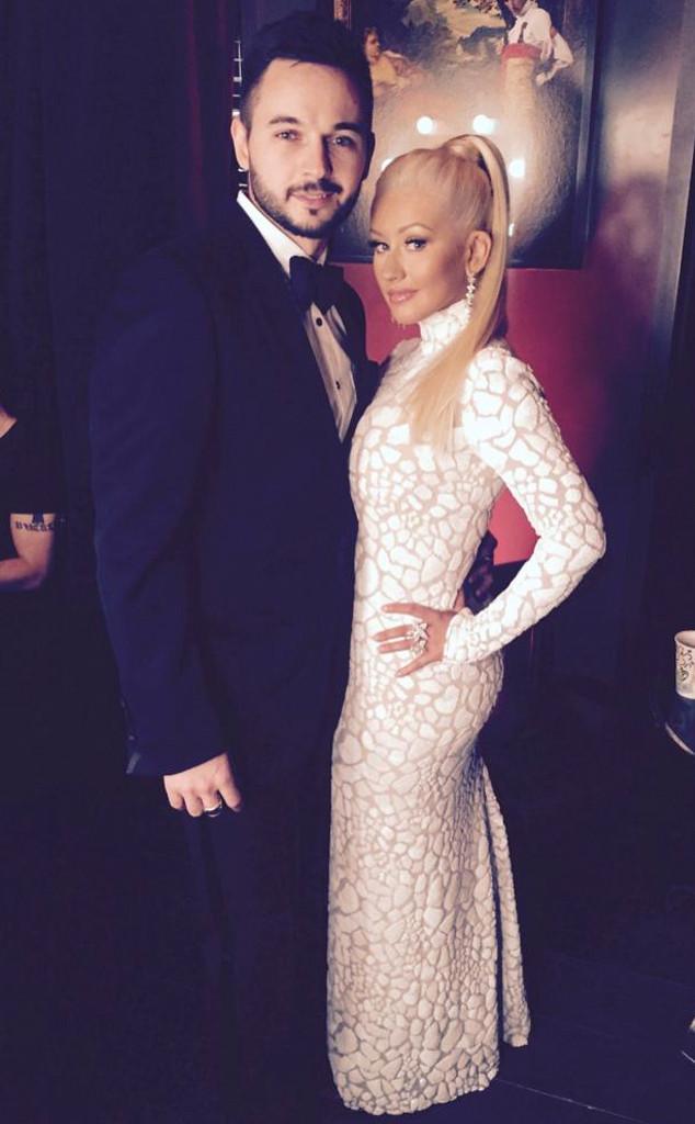 Christina Aguilera, Twitter