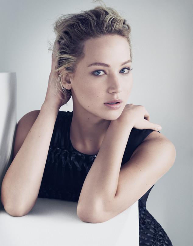 e089c933dac Jennifer Lawrence Is Stunning Per Usual in New Dior Handbag Campaign ...