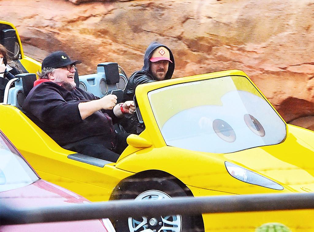 Ryan Gosling, Disneyland