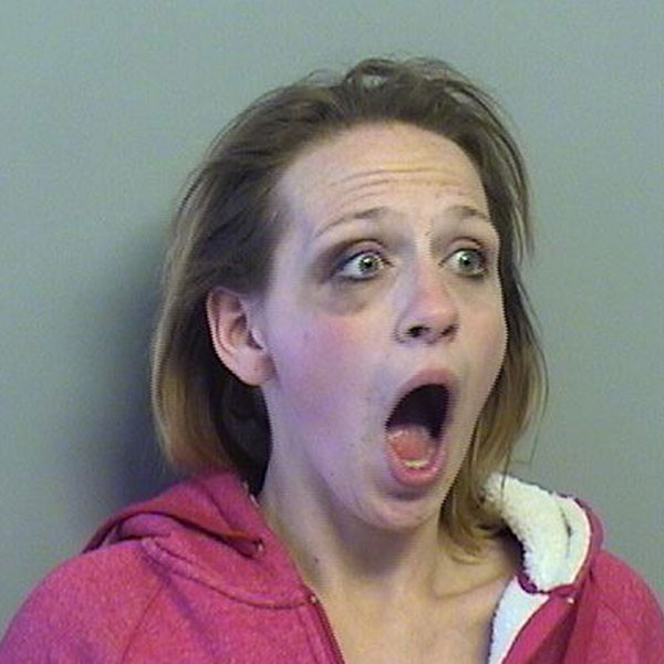 Ashley Stabler, Best Mug Shot Ever