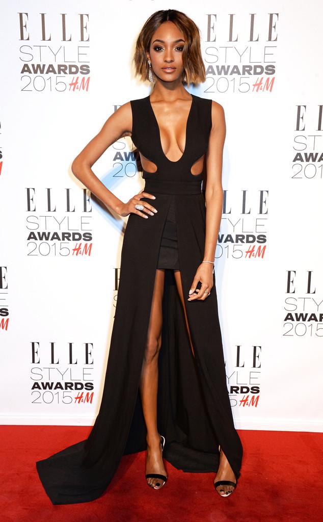 Jourdan Dunn, Elle Style Awards