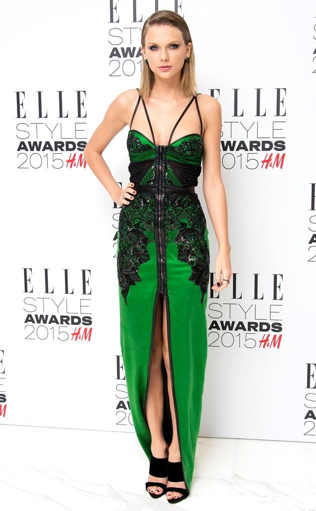 Taylor Swift, Elle Style Awards