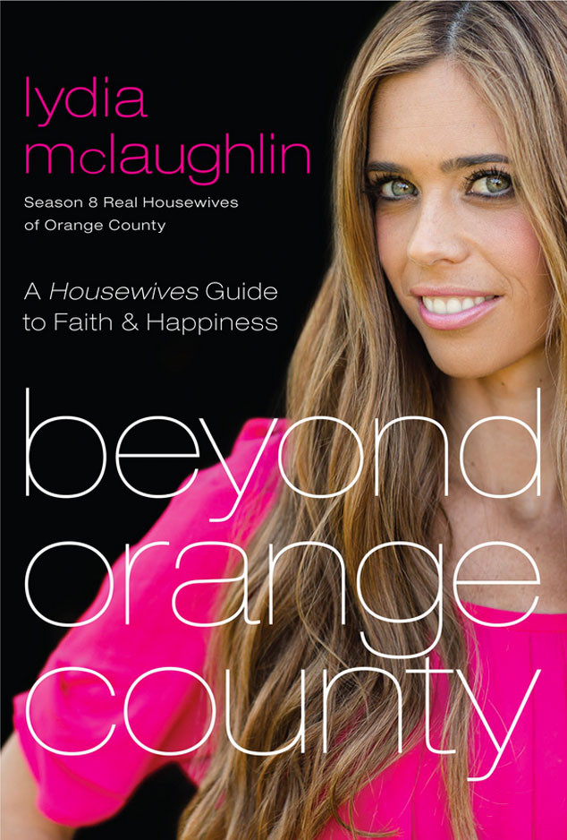 Lydia McLaughin, Beyond Orange County, Book