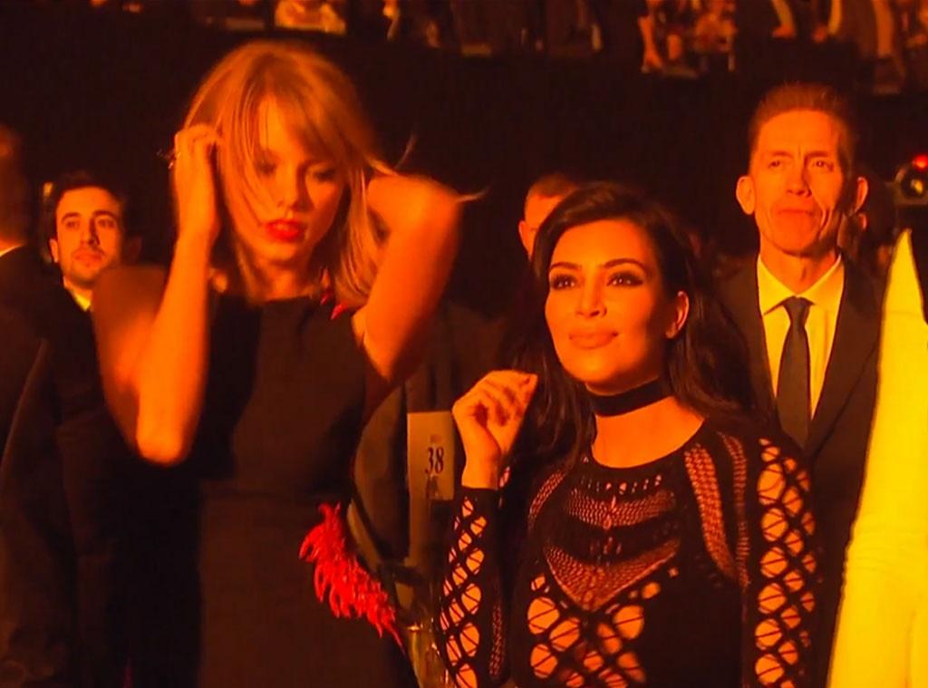 Taylor Swift, Kim Kardashian, Brit Awards