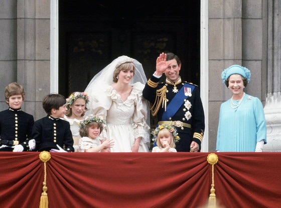 Charles And Diana Wedding.Princess Diana Prince Charles From Best Celebrity Wedding Photos