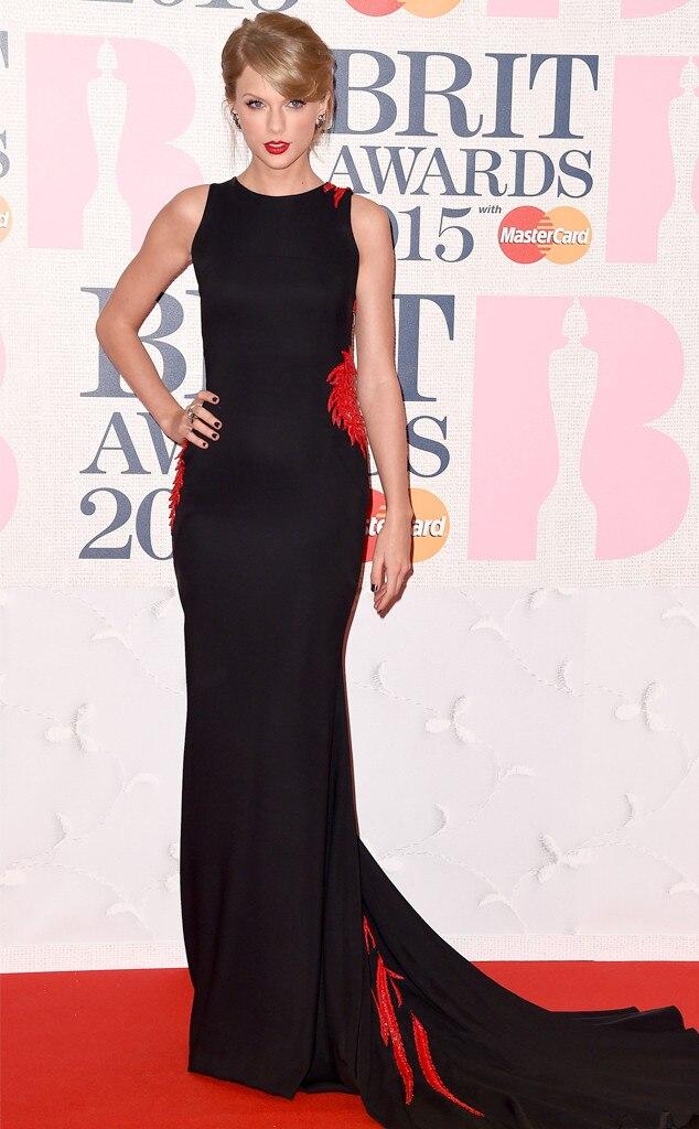 Taylor Swift, BRIT Awards
