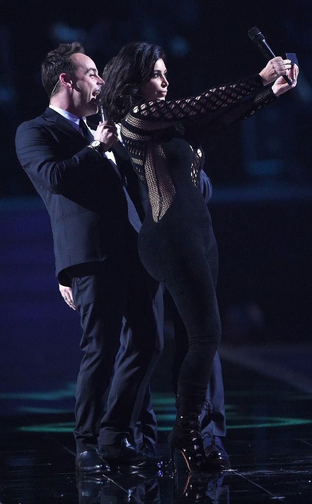 Kim Kardashian, Brit Awards