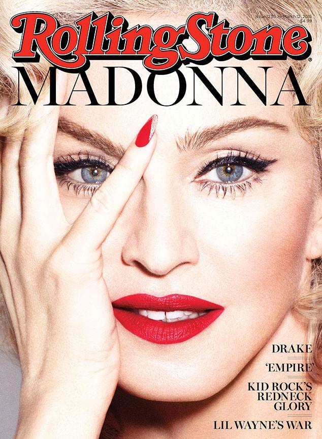 Madonna, Rolling Stone