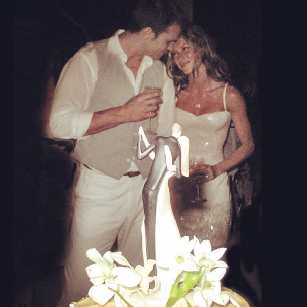 Tom Brady Gisele Wedding