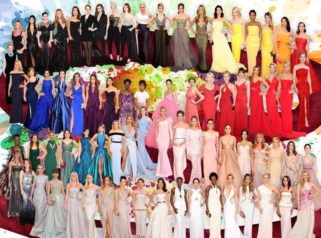 Awards Season Red Carpet Dresses