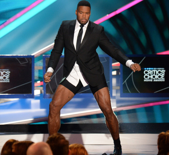 Michael Strahan, People's Choice Awards