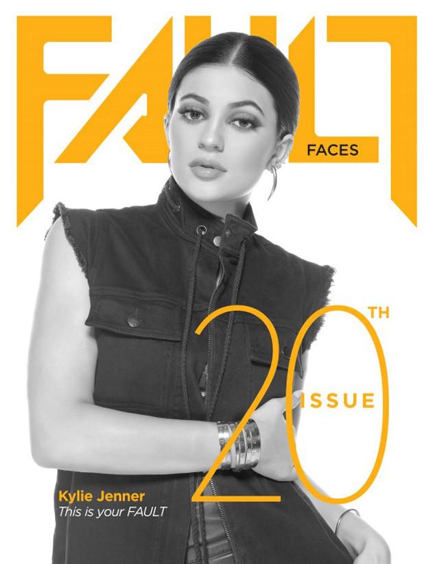 Kylie Jenner, FAULT Magazine
