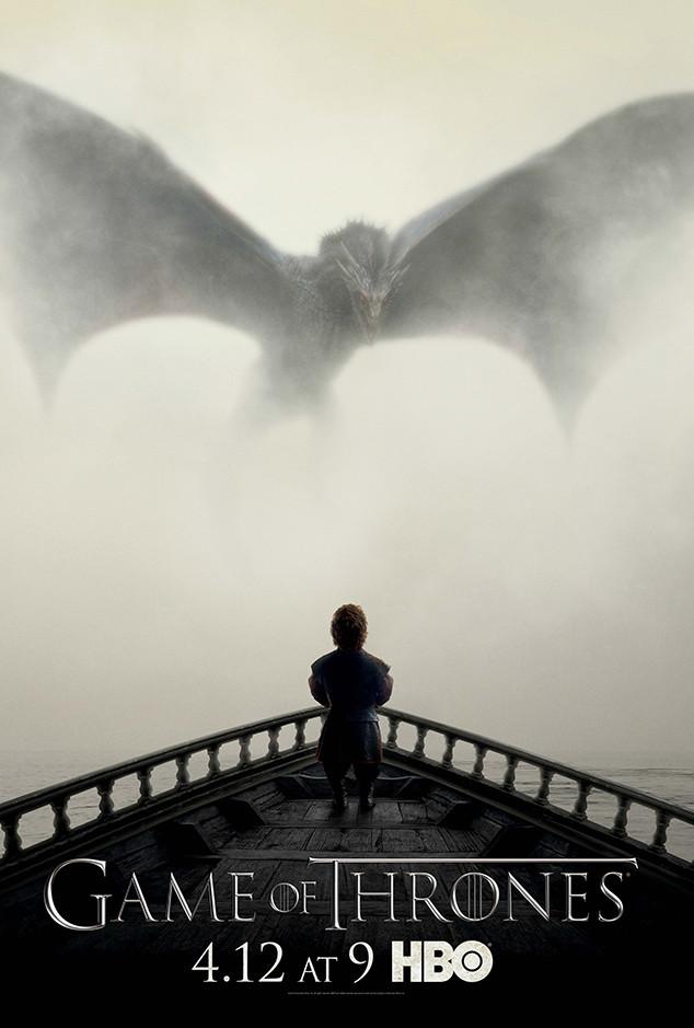 Game of Thrones Season 5 Keyart