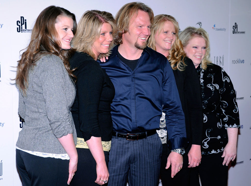 Robyn Brown, Meri Brown, Kody Brown, Christine Brown, Janelle Brown, Sister Wives