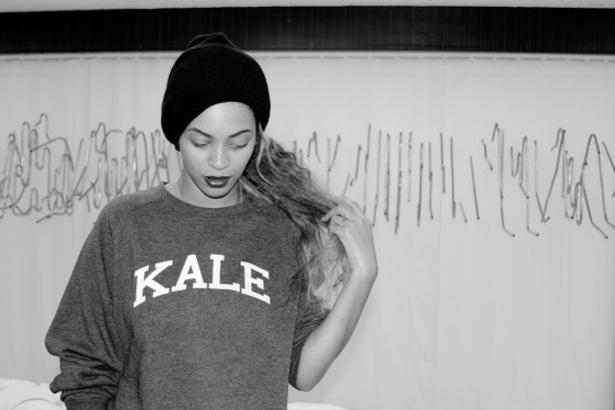 Beyonce, Kale Shirt
