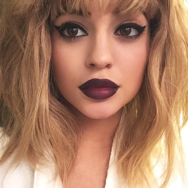 Kylie Jenner, Instagram