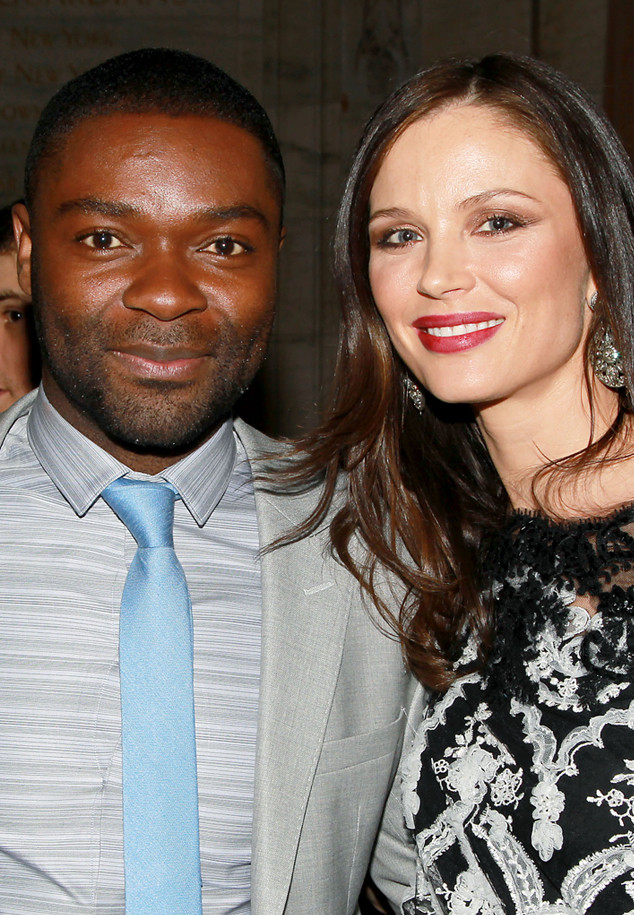 David Oyelowo, Georgina Chapman, Fashion Besties